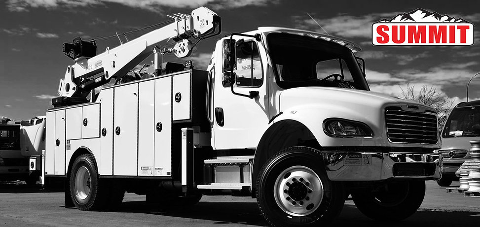 Camion de servicio Glomac