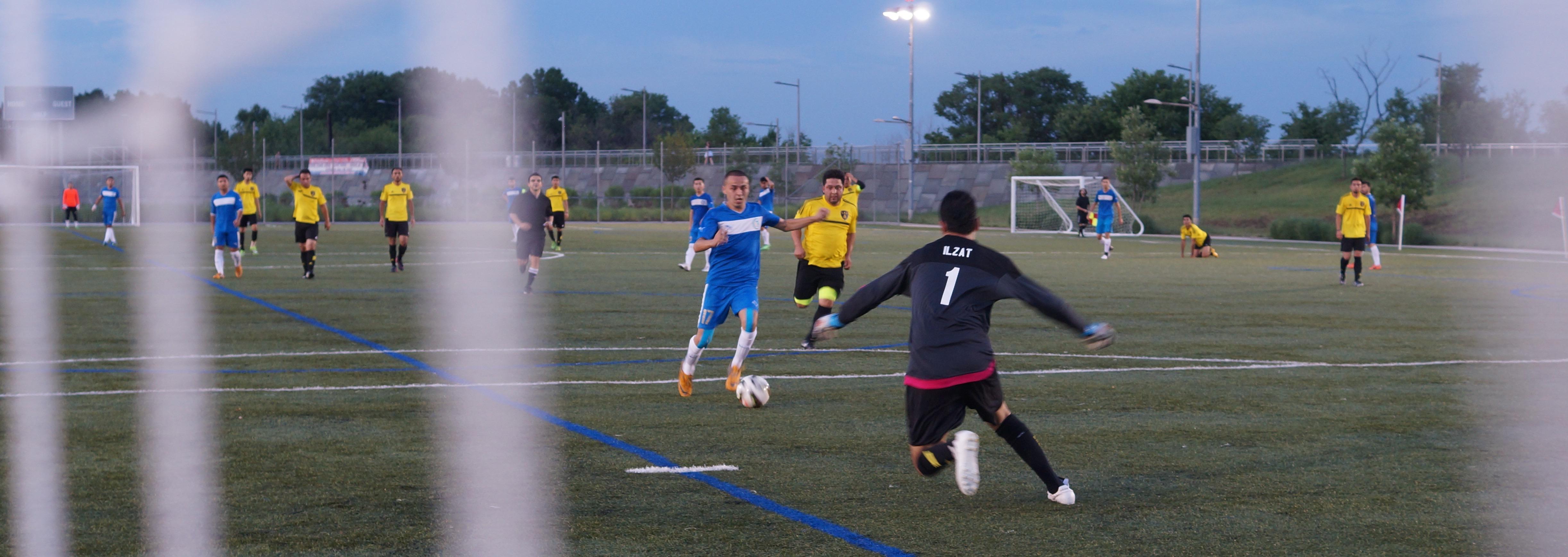 Uyghur United FC vs LA Uyghur FC
