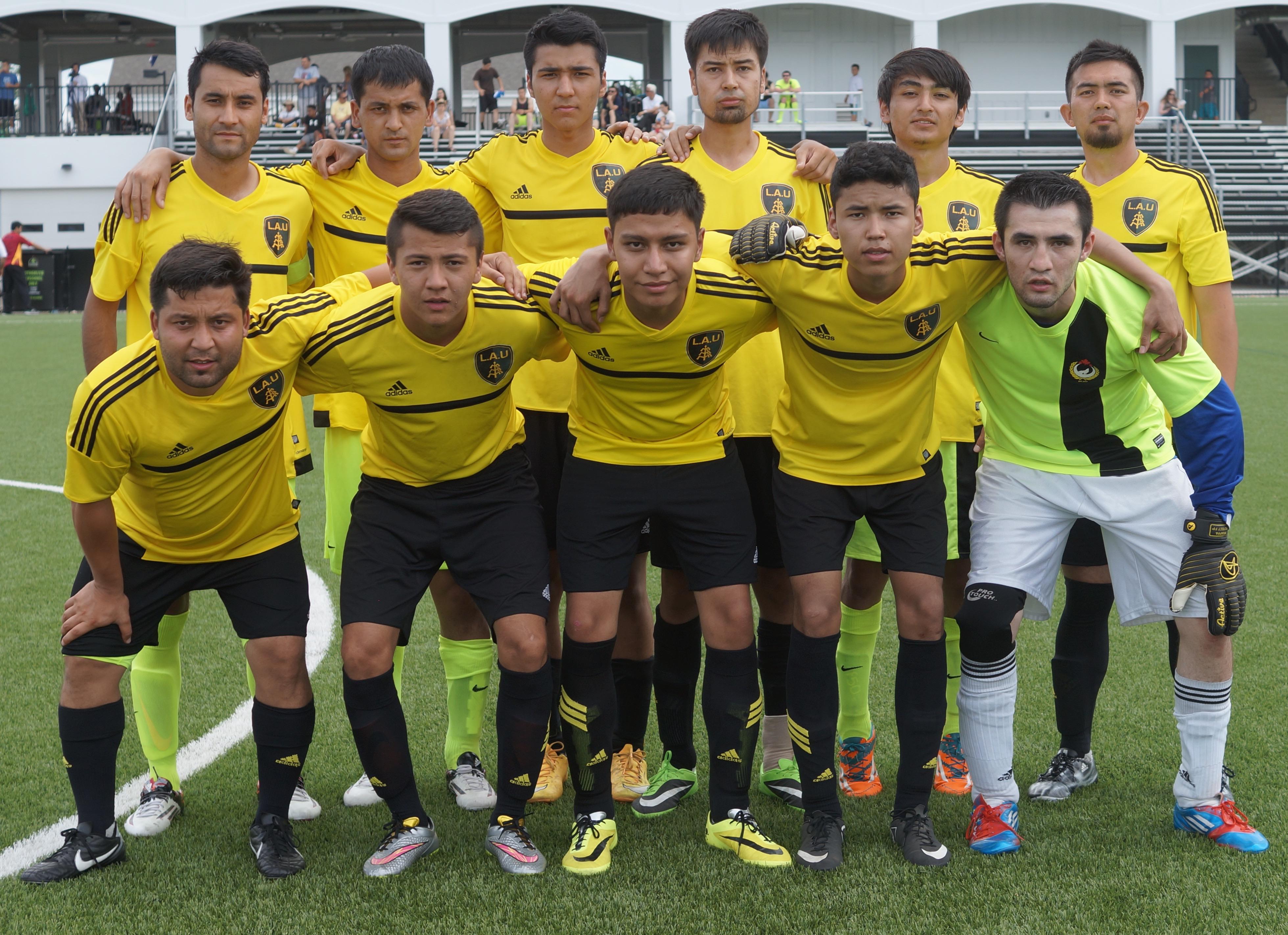 LA Uyghur FC
