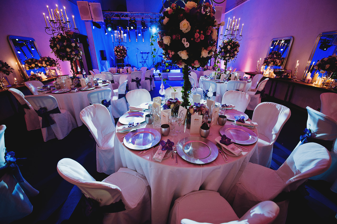 Свадьбы во Франции и Монако