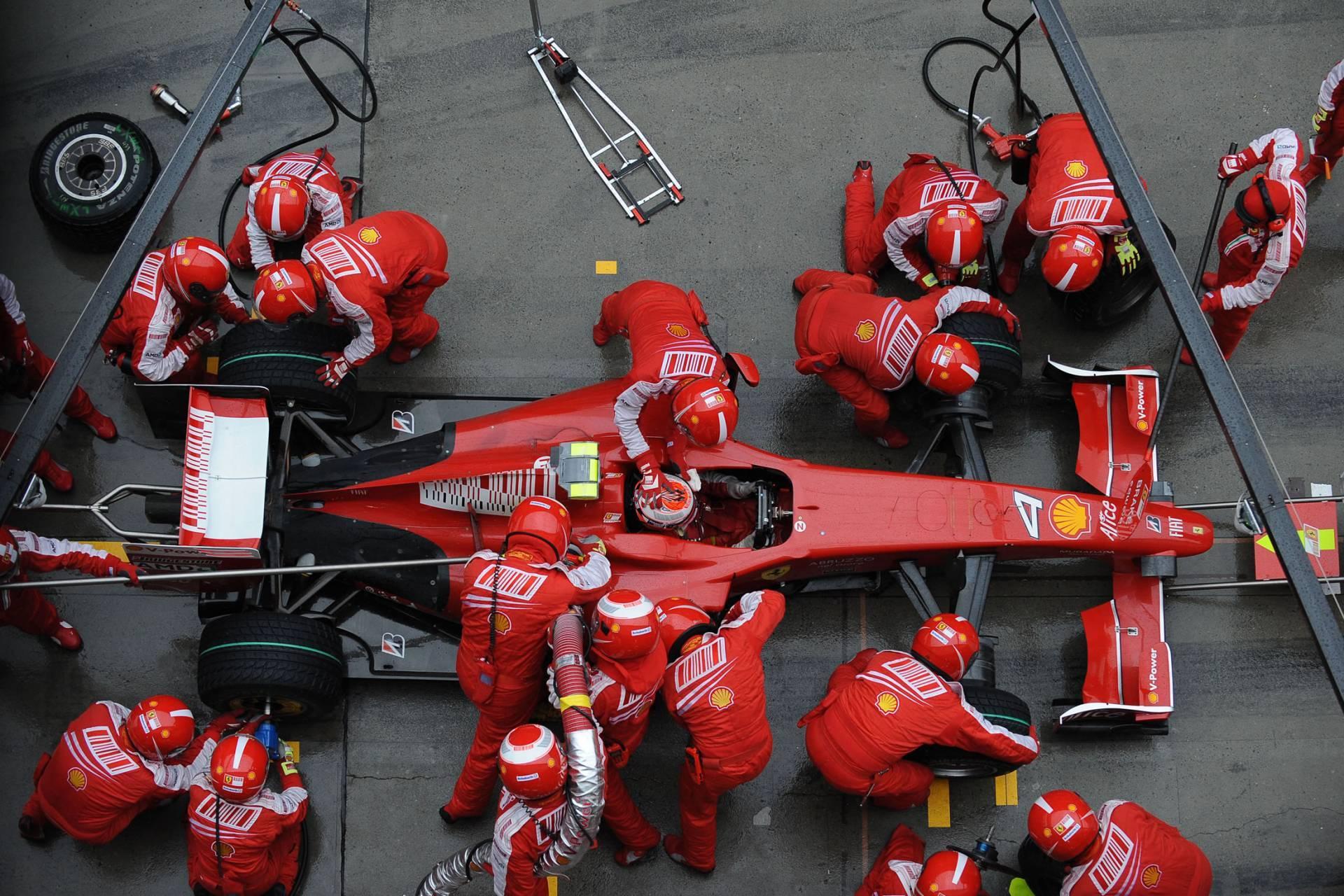 F1 Monaco by Stelitt