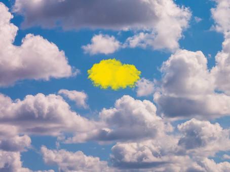 Bienvenidos a la nube voladora