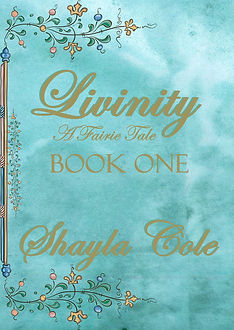 Mock Cover for Livinity Book One
