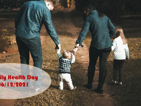 Family Health Day——6/12