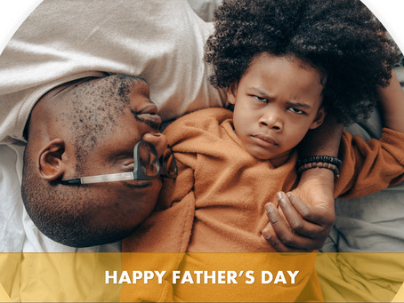 Celebrate Father's Day With The Gift Of Health——June 20th (Great Father's Day gift inside)