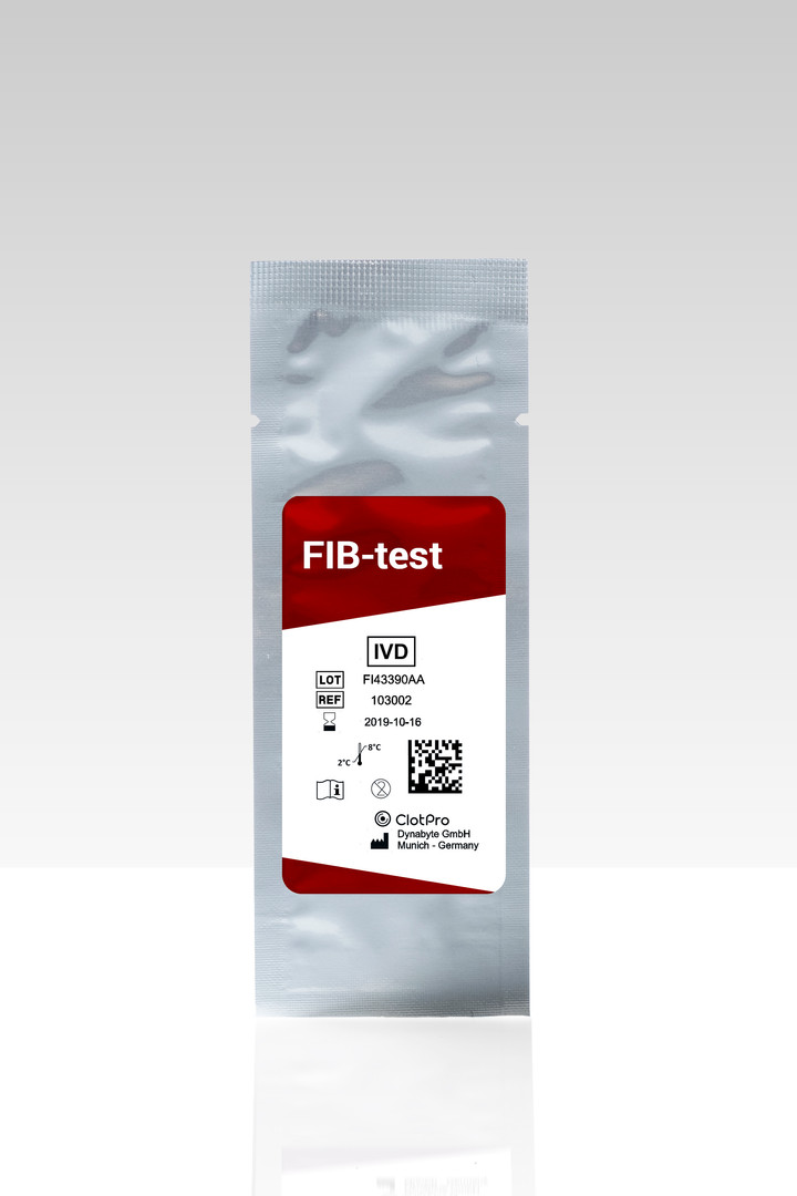 FIB-test cartridge