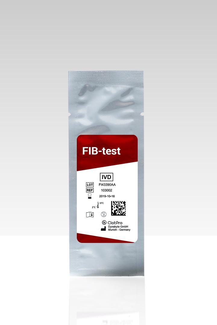 FIB-test cartridge