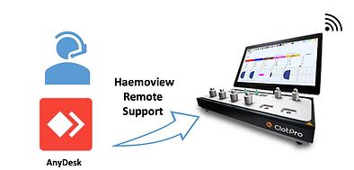 ClotPro Remote Support