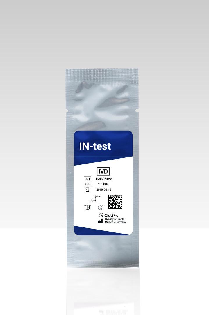 IN-test cartridge