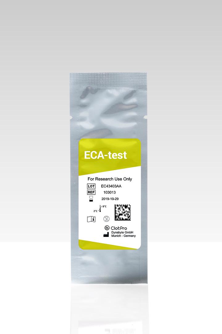 ECA-test cartridge
