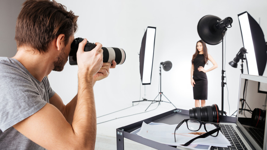 Professional photography studio in co kerry
