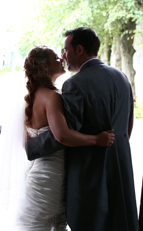 Wedding photography in Tralee.