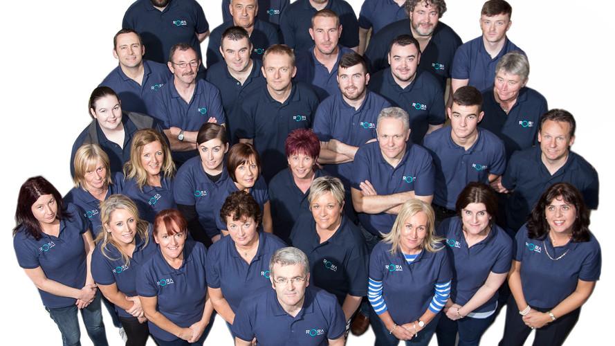 Company staff photos