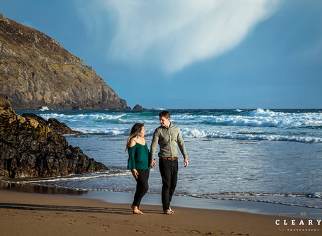 Engagement Photoshoot in West Kerry