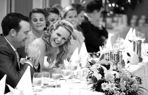 Having fun wedding photograph in Co Kerry