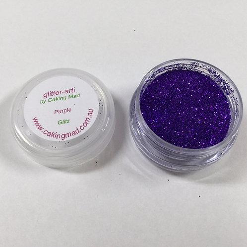 Glitter-Arti Glitz Purple