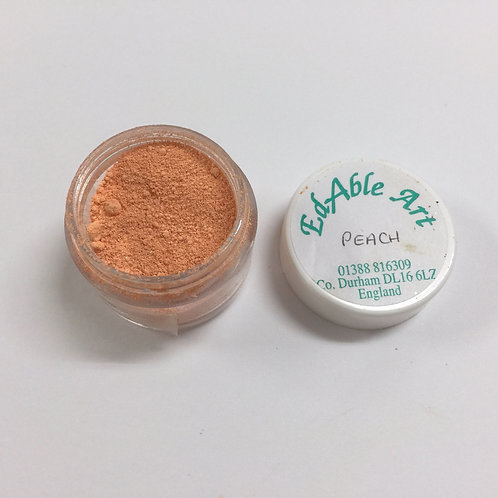 EdAble Art Peach Petal Dust