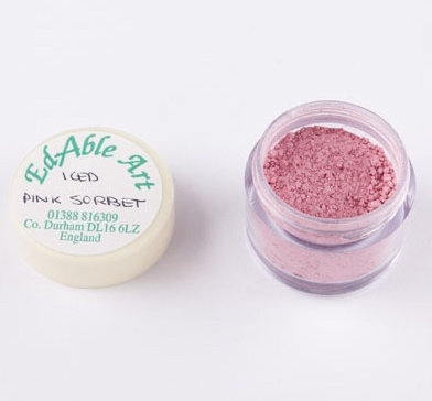 EdAble Art Iced Pink Sorbet TP