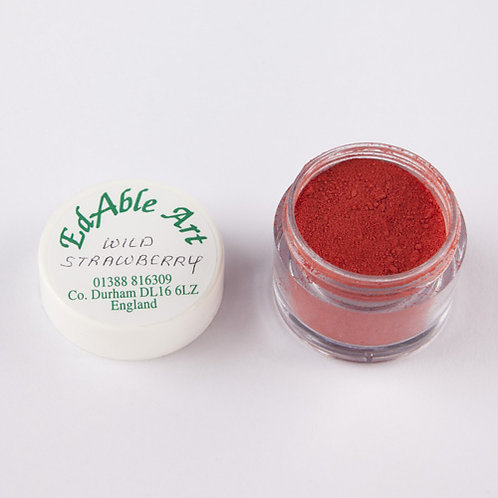 EdAble Art Wild Strawberry Petal Dust