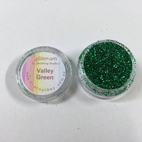 Glitter-Arti Glitz Valley Green