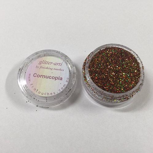Glitter-Arti Glitz Cornucopia