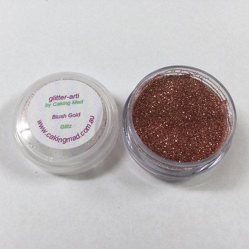 Glitter-Arti Glitz Blush Gold
