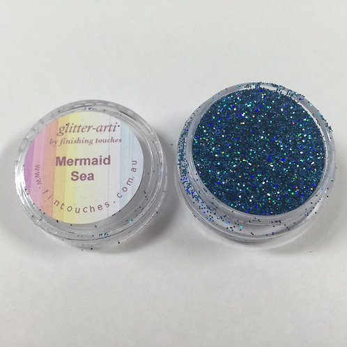 Glitter-Arti Glitz Mermaid Sea