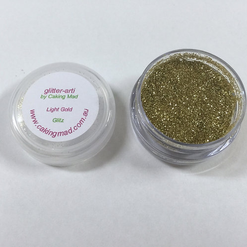 Glitter-Arti Glitz Light Gold