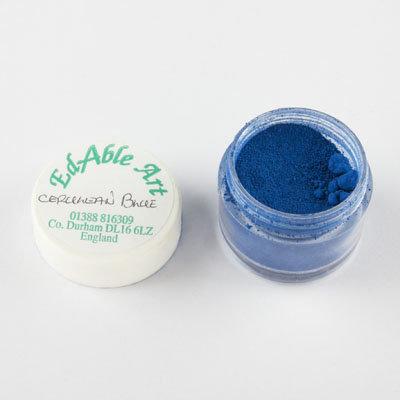 EdAble Art Cerulean Blue Petal Dust