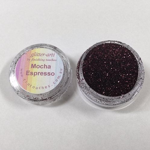 Glitter-Arti Glitz Mocha Espresso