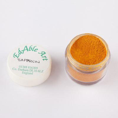 EdAble Art Saffron Petal Dust