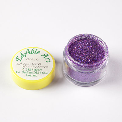 EdAble Art Disco Lavender Hologram