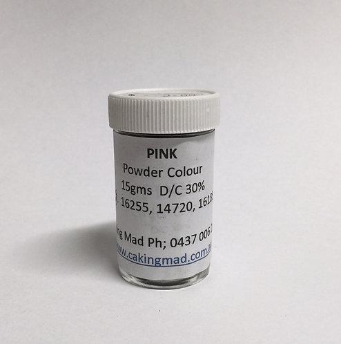 Pink Powder Colour