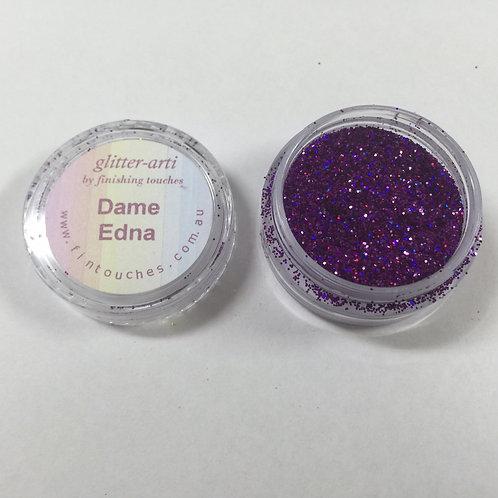 Glitter-Arti Glitz Dame Edna