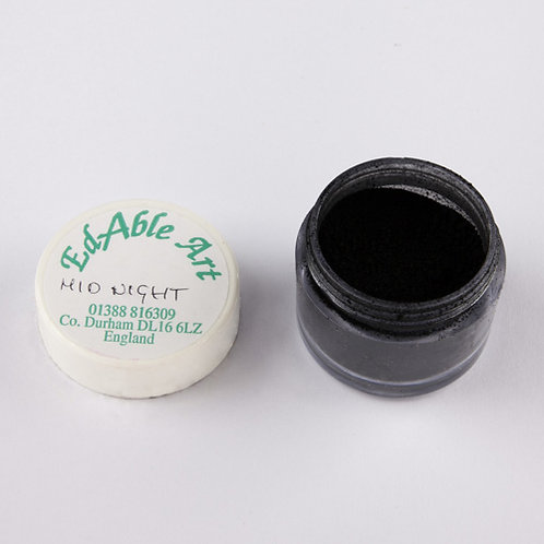 EdAble Art Midnight (Black) Petal Dust