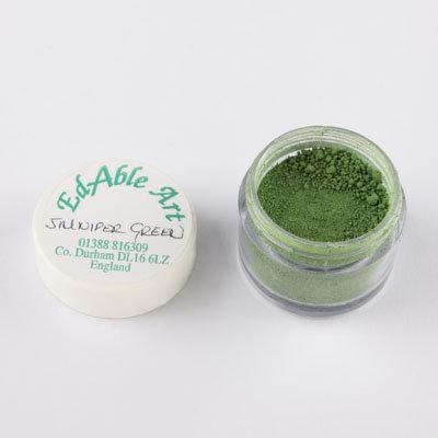 EdAble Art Juniper Green Petal Dust