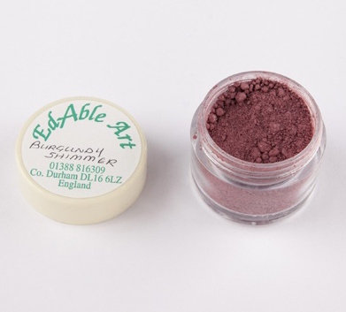 EdAble Art Burgundy Shimmer TP