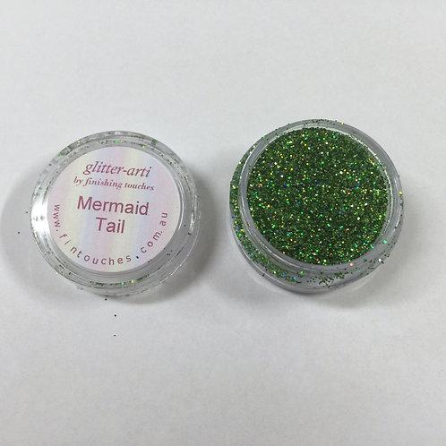 Glitter-Arti Glitz Mermaid Tail