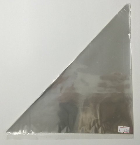 Cellophane Triangle Piping Bags (50 pack)