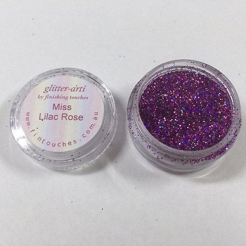 Glitter-Arti Glitz Miss Lilac Rose