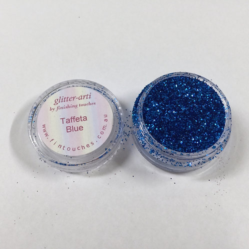 Glitter-Arti Glitz Taffeta Blue