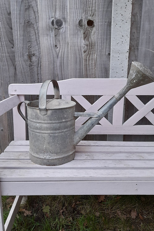 Old Galvanised Watering Can