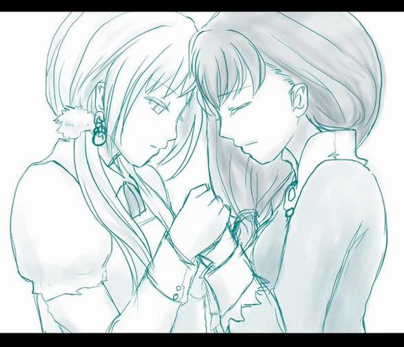 Drawing: Tsumimiya Ori