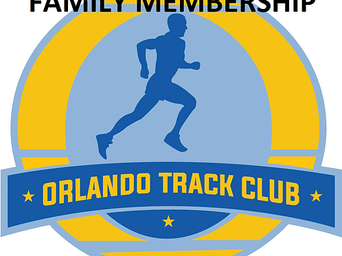 OTC Annual Family Membership