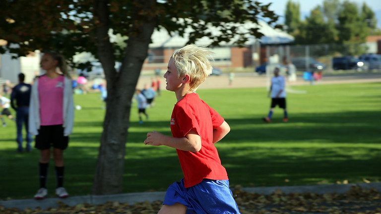 Youth 400m / 800m Training Intro (Mon. & Thurs. 5:40 pm; Sat. 8:30 a.m.