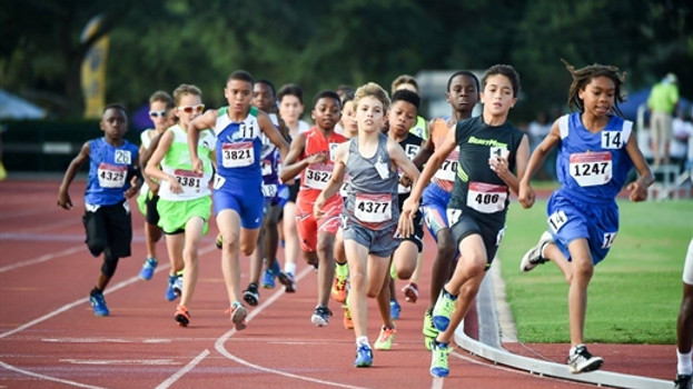 AAU Primary National Championships (Age 8 & under)