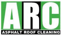 Asphalt Roof Cleaning Logo