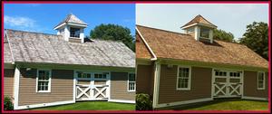 Cedar Roof in Westport, CT