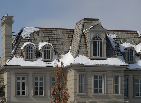 Keep Your Cedar Roof Maintained During the Colder Months
