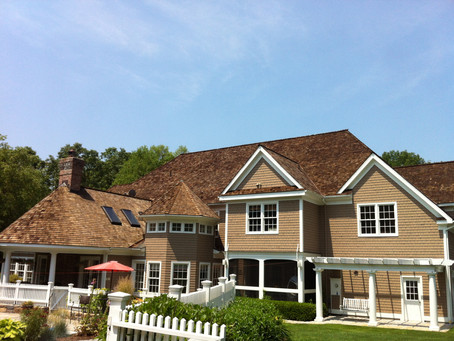 Cedar Roof Shingles: Blending the Old with New